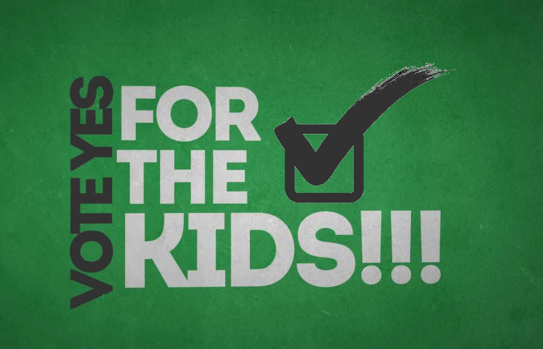Vote Yes for the Kids