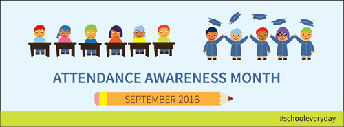 Proclamation of September as Attendance Awareness Month